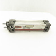 """Hytor 1-3/8"""" Bore 4"""" Dual Rod Guided Double Acting Air Cylinder"""