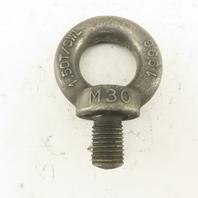 M30-3.5 Metric Machine Lifting Eye WLL 1.50T