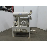 MAC Equipment 523.406 25Hp Positive Displacement Blower Package 208-230/460V 3Ph