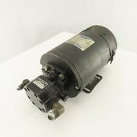 Thoroughbred D-482314X7154 24VDC .75Hp Barnes 500-427/100 Steering Pump Motor