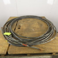 Colonial E148891J 3/0 AWG 600V Stranded Copper Cable 35' Run Lot Of 4