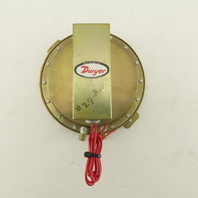 Dwyer 1626-5 Air Compatible Gas Single And Dual Differential Pressure Switch