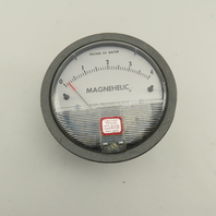 Magnehelic 2004C 0-4 Inches Of Water 15 PSIG Differential Pressure Gauge