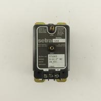 "Setra C264 0-10"" WC 24VDC Pressure Transducer"