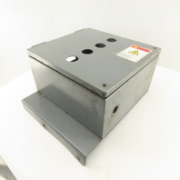"""10-1/4"""" x 11"""" x 5"""" Electrical Enclosure With Back Panel"""