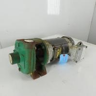 "Myers 26443D 3/4Hp 3450RPM 3Ph 208-230/460V 1-1/4""x1"" Centrifugal HAZLOC Pump"