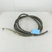 4/3 Bus Drop 3/C 4 AWG Unshielded Ground 600V Cable 15'