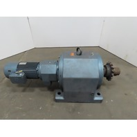 SEW-EURODRIVE R143R82DV132S4BMG8HR Helical Gearmotor 7.5HP 230/460V 3PH 8 RPM