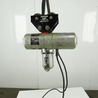 CM Lodestar Model F 1/2 Ton Electric Chain Hoist 15' Lift 16FPM 208-230/460V