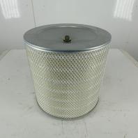 """Ingersoll Rand 46477022 Air Compressor Air Filter 13-3/4"""" OD x 13-1/2"""" Tall"""