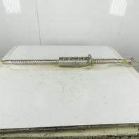 """Okuma H1014-0012-96-1 Ball Screw For  MX40H 46"""" Long"""