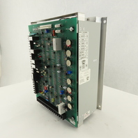 Emerson 2600-8001 ES2600RG 5Hp 180/90VDC Output 1Ph DC Regenerative DC Drive