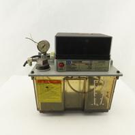 Hals HMGP-303S 220V 1Ph 4 Liter 150cc/min Automatic Lubrication Pump