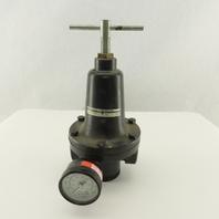Watts R119-06C 3/4 NPT Compressed Air Pressure Regulator 1-100PSI