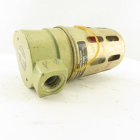 Norgren F12-400-M3PA 1/2 NPT Compressed Air Filter Assembly 150PSI