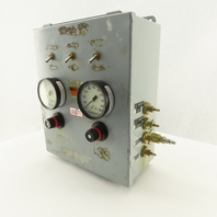 4 Circuit Pneumatic Control Regulated With Shut Offs