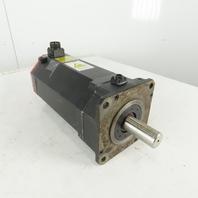 Fanuc A06B-0253-B400 a30/3000i 7kW 3000 RPM 149V AC Servo Motor