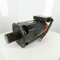 Fanuc A06B-1412-B150 30kW 6000RPM 160/220V 50/60Hz AC Spindle Servo Motor