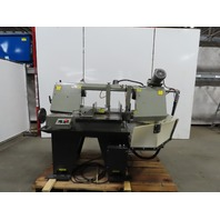 Wellsaw Model 1316 Swivel Head Miter Metal Cutting Band Saw 208-230/60V 3Ph