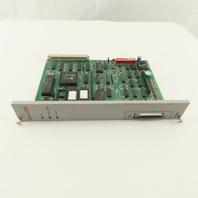 Texas Instrument 525-1102 CPU Module Card Circuit Board PLC
