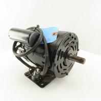 "652260 120V 60Hz 6.5A 1Ph Fan Motor 11/16"" Shaft"