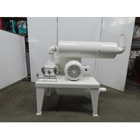ROOTS 861 304 320 60Hp Positive Displacement Blower Package 230/460V 3Ph