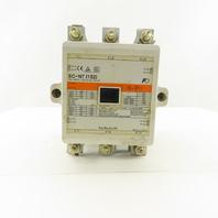 Fuji SC-N7 SC1FBAA 600V 125Hp Magnetic Contactor 220V Coil