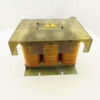 Fanuc A81L-0001-0159 240V 155A 3 Phase 0.032mH Reactor