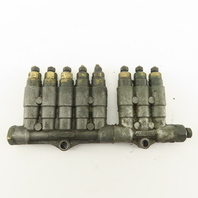 ARD-353 8 Port Piston Lubricator Manifold