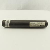"""9"""" x 1-3/4"""" Brown Acetal (PTFE-Filled) Rod"""