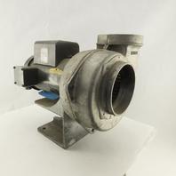American Fan Company AF-8  972110M-2 Pressure Blower 1.5HP 115/230V 1PH 3600 RPM