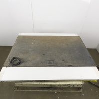 "STI Omron Universal Safety Contact Mat Pressure Switch 30""x48"""