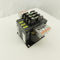 Square D 9070TF1000D1 220-480 HV 50/60Hz 1kVa 110/120LV 1Ph Transformer