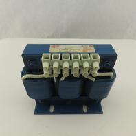 MTE Corp RL-01803 600V 50/60Hz 18 Amps 2.5mH Three Phase Reactor