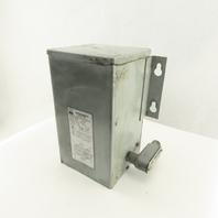 Sola HS1F2AS 240/480HV 1Ph 2kVa 120/240LV Rainproof Transformer