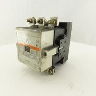 Fuji SC1FBAA SC-N7 600V 125Hp Magnetic Contactor 200-250V AC/DC Coil