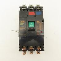 Fuji SA403B 300 Amp Circuit Breaker 3 Pole 600VAC 250VDC