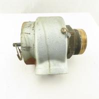 """Kunkle 337 Size 3"""" Pressure Relief Safety Valve 15 PSI Set 1982 SCFM"""