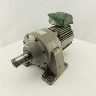 Sumitomo CNHMS01-5090YA 119:1 Ratio 14.7RPM 1/8Hp 3Ph 230/460V Gear Motor