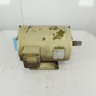 Baldor M3305T 3Hp 1140RPM 3Ph 230/460V 213T AC Motor