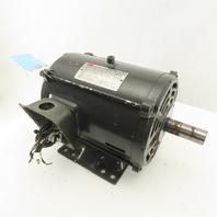 Dayton 3KW34G 3Hp 2.2kW 1750RPM 3Ph 208-230/460V AC Motor