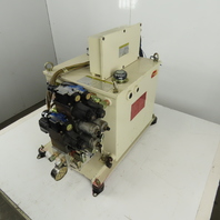 Tokimec TU4C-NH-LS3C-5938 Tu-Pac 2.2kW 200-220V Hydraulic Power Unit