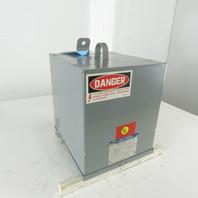 Square D 11751-12625-005 240/480HV 5kVa 1 Phase 120/240LV Transformer