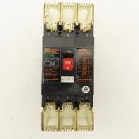 Fuji EA103B 75A 3 Pole Circuit Breaker 220V