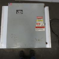 "Wiegmann N12363010 Wall Mount Electrical Enclosure Box W/Back Plate 36x30x10"""