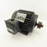 Marathon 2 Hp Electric Motor 145T Frame 208-230/460V 3Ph 1725RPM