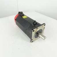 Fanuc A06B-0147-B177 a22/2000 3.8kW 2000RPM 3Ph 157V 133Hz AC Servo Motor