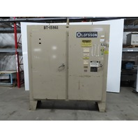 """Double Door JIC Control Panel Electrical Enclosure 81x85x18"""" W/Back Plate"""