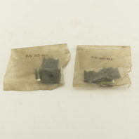 """265-012 3/8"""" Standard Duty Tube Clamp Lot Of 2"""