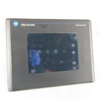 Allen Bradley 2711-T10C8 Panel View 1000 Rev A FRN 4.01 Flat Screen Interface